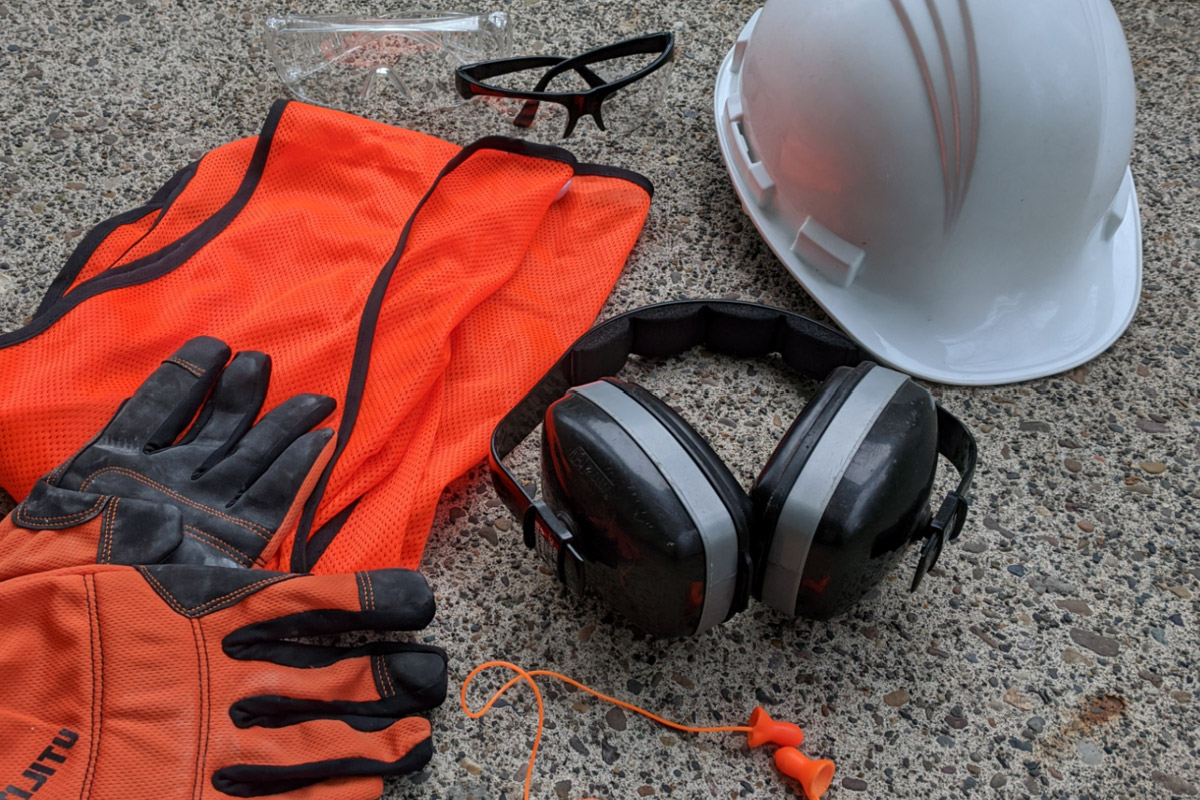Personal Protective Equipment For Mining – PPE Product Guide | MSHA  University